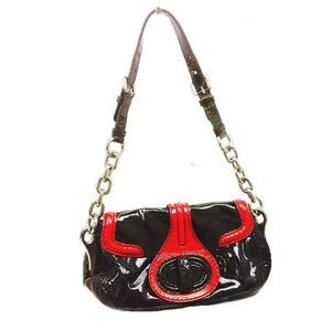 Prada Patent Handbags Shoulder Bag