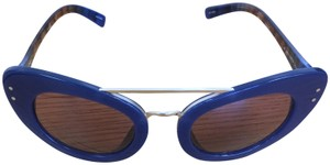 Linda Farrow Linda Farrow x Erdem cat eye sunglasses