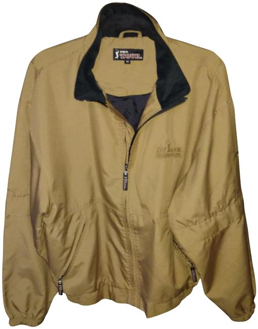 Item - Golden Brown Coca-cola Sponsored Men's Jacket Size OS (one size)