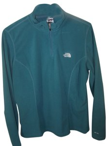 The North Face blue green Jacket