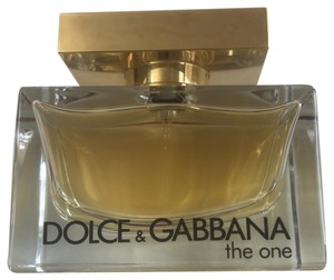 Dolce&Gabbana THE ONE BY DOLCE & GABBANA 2.5 OZ EDP PERFUME FOR WOMEN BRAND NEW TESTER