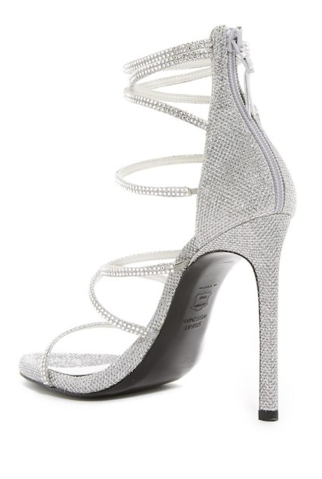 8b1a0b5183ef Stuart Weitzman Silnoi Galaxy Embellished Sandal - Width Available Pumps