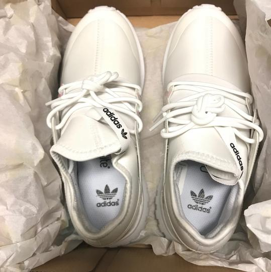 adidas White Athletic Image 1