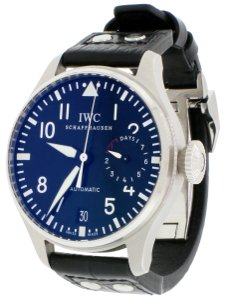 IWC Big Pilot's 7-Day Power Reserve 46mm Black Dial Steel IW500401