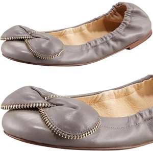 See by Chloé Grey Flats