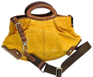 Marni Satchel in yellow