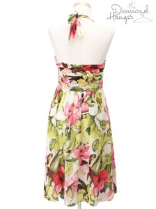 Pink Green Maxi Dress by Tommy Bahama
