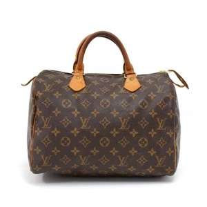 Louis Vuitton Monogram Canvas Vintage Hobo Bag