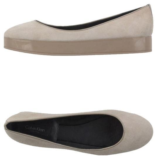 Preload https://item4.tradesy.com/images/calvin-klein-collection-gray-flats-2322683-0-0.jpg?width=440&height=440