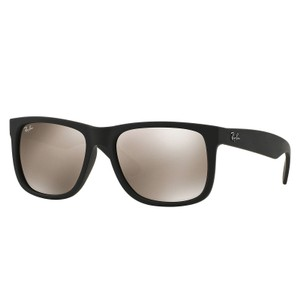 Ray-Ban Ray-Ban-Justin Color Mix Sunglasses Black/ Gold RB4165
