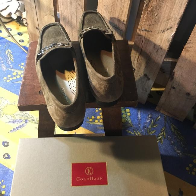 Cole Haan Forrest Green Flats Size US 7 Narrow (Aa, N) Cole Haan Forrest Green Flats Size US 7 Narrow (Aa, N) Image 8