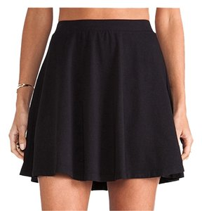 GRAHAM & SPENCER Mini Skirt Black