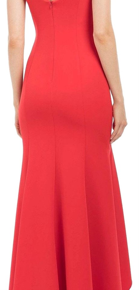 ebd72bf2c1 Nicole Miller Red New York Long Casual Maxi Dress Size 6 (S) - Tradesy