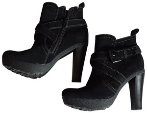 Dollhouse black Boots