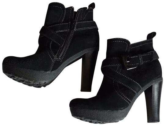 Preload https://img-static.tradesy.com/item/23228960/dollhouse-black-bootsbooties-size-us-75-regular-m-b-0-1-540-540.jpg