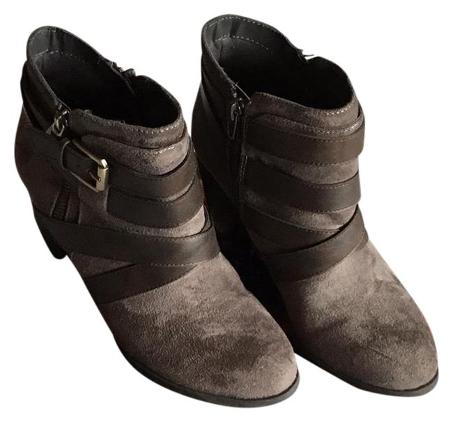 Item - Tanner Grey Forge Boots/Booties Size US 7 Regular (M, B)