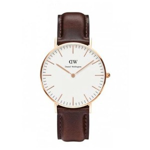 Daniel Wellington Daniel Wellington Brown Classic Bristol Quartz DW00100039 Watch