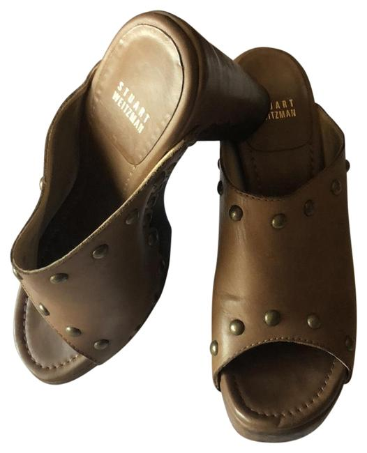 Item - Open Toed Mules/Slides Size US 9.5 Regular (M, B)