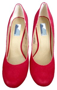 BDG Red Pumps
