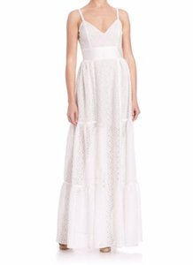 white Maxi Dress by Nha Khanh