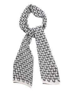 Dior New Dior wool scarf