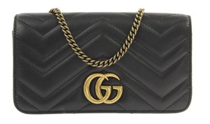 Gucci Marmont Mini Cross Body Bag