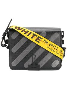 Off-White™ Off White Off White Binder Binder Cross Body Bag