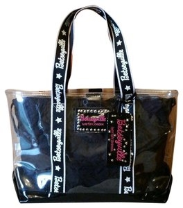 Betseyville by Betsey Johnson Studded Tote in Black