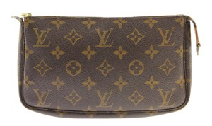 Louis Vuitton Vintage Monogram Clutch