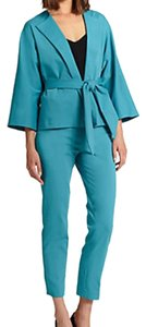 Natori Straight Pants teal