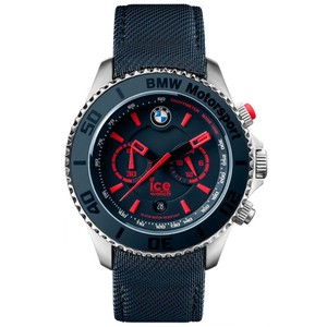 Ice BMW Motorsport 48 mm Chronograph Blue Dial Men's Watch