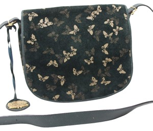 Bottega Veneta Mint Vintage Rare Dressy Or Casual High-end Bohemian Has Large Fob Cross Body Bag