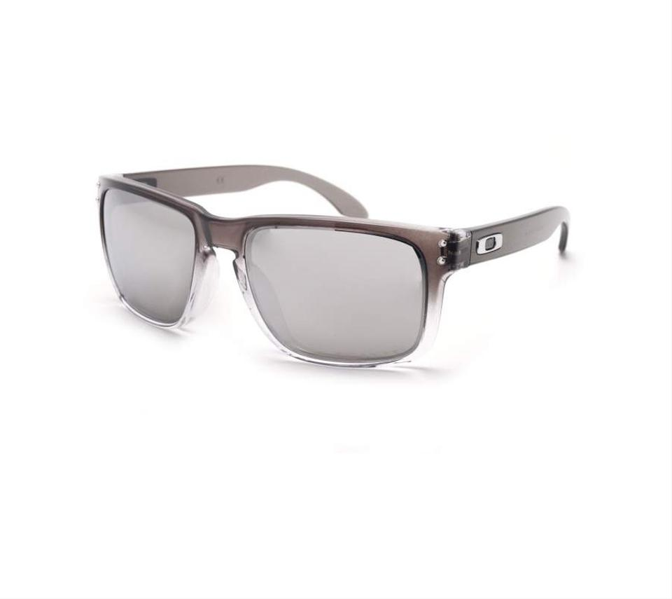 17a202af351d7 Oakley Oakley Sunglasses Dark Ink Fade   Chrome Iridium Polarized OO9102-A9  ...