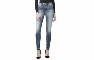 Good American Skinny Jeans-Light Wash