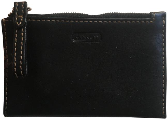 Item - Black With Keychain Wallet