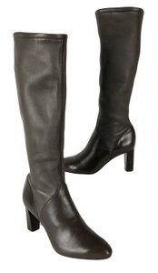 Cole Haan Jolie Soft Leather Tall Brown Boots