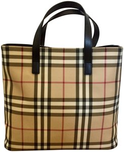 bcde17327 Burberry Nova Check Totes - Up to 70% off at Tradesy