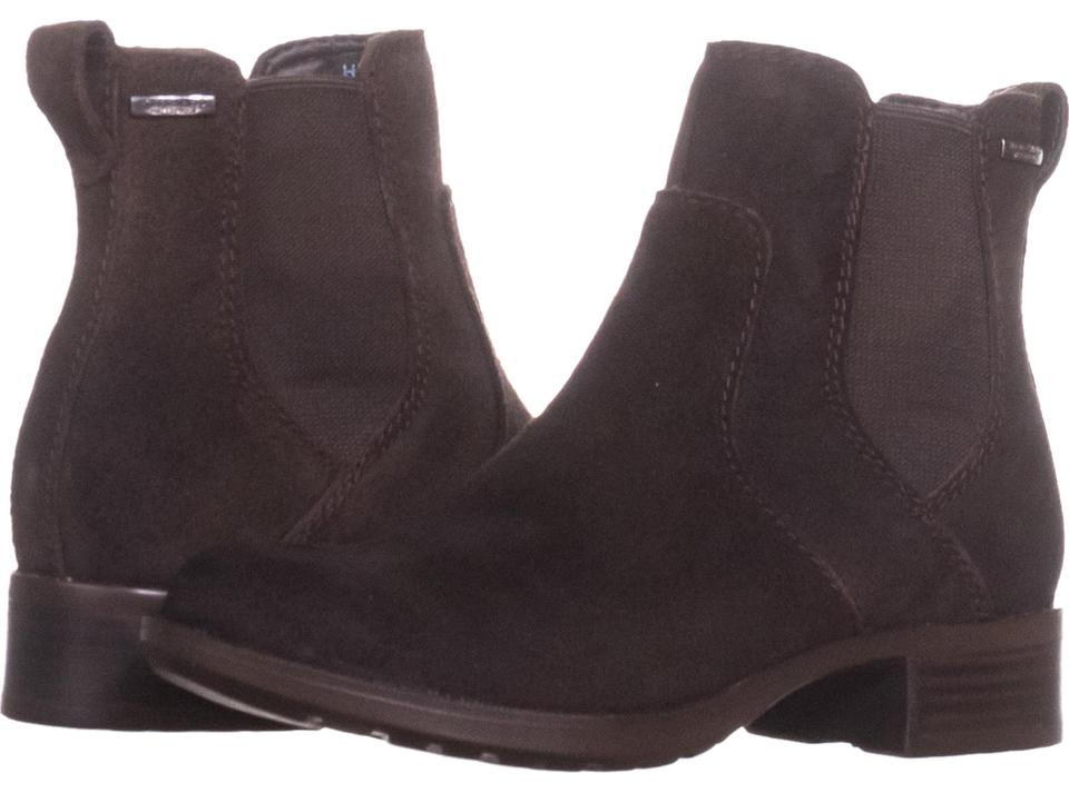 Rockport Brown Cobb Hill Christine Chelsea Boots/Booties 440 / 35 Eu Boots/Booties Chelsea 7cc60d
