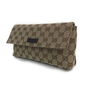 Gucci Monogram GG Belt Bag/Waist Pouch