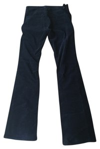 Juicy Couture Cords Corduroy Corduroy Pants Boot Cut Jeans-Dark Rinse