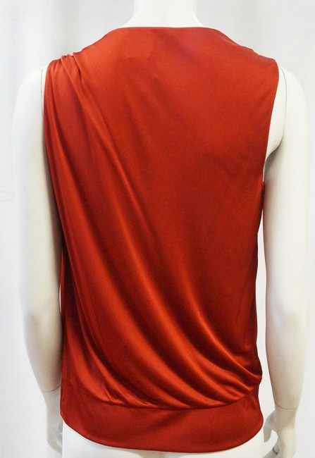 Gucci Sleeveless Large Top Red