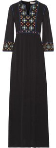 black Maxi Dress by Tory Burch
