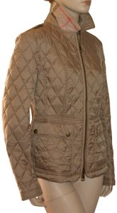 Burberry Women's New Pale Fawn Jacket