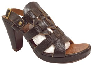 Chie Mihara New Brown Sandals