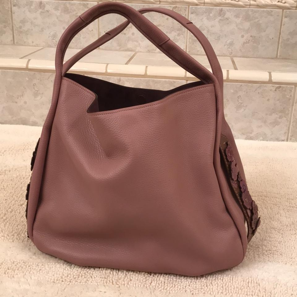 496ea17fe2 Coach bandit tea rose leather hobo bag tradesy jpg 960x959 Coach hobo rose