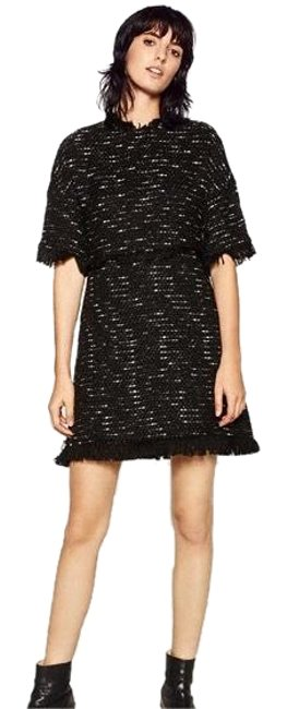 Preload https://img-static.tradesy.com/item/23238640/zara-tweed-chanel-inspired-short-workoffice-dress-size-2-xs-0-1-650-650.jpg