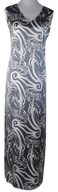 Preload https://item3.tradesy.com/images/thomas-wylde-multi-color-grey-white-silk-print-and-resort-long-casual-maxi-dress-size-10-m-2323892-0-0.jpg?width=400&height=650