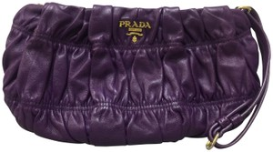 Prada Prada PURPLE WALLET
