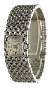 Bedat & Co Bedat & Co. Stainless Steel and Diamond Watch 308 119375