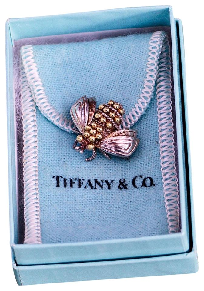 02ed2b902 Tiffany & Co. Sterling Silver and Yellow Gold Signed with Box and ...